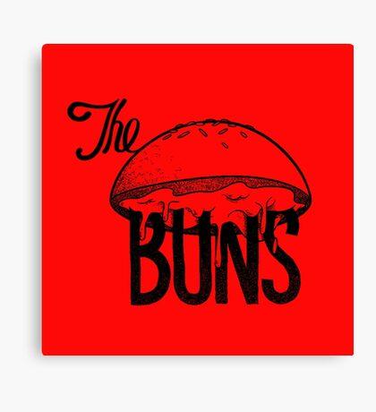 THE BUNS Canvas Print