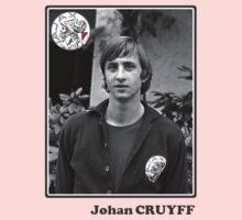 Johan Cruyff - Legend Football One Piece - Short Sleeve