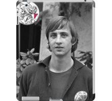 Johan Cruyff - Legend Football iPad Case/Skin