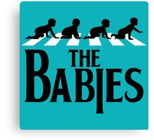 THE BABIES Canvas Print