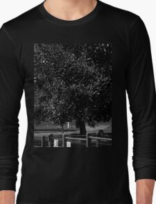 Black and White Nature T-Shirt