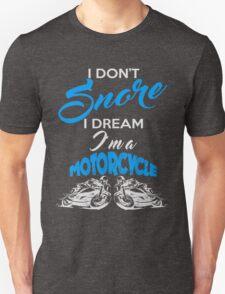 Snoring Man T-Shirt