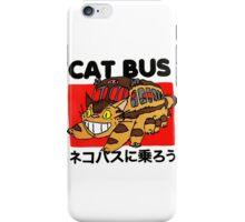 Cat Bus iPhone Case/Skin