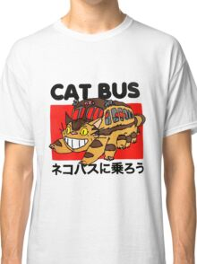 Cat Bus Classic T-Shirt