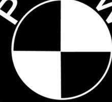 PMW BMW Sticker