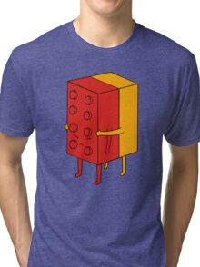 I'll Never Lego Tri-blend T-Shirt