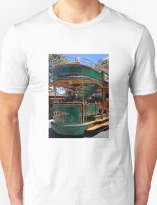 LA Trolley car Unisex T-Shirt