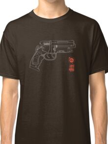 Blaster - white Classic T-Shirt