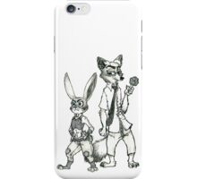 Best Cops in Zootopia iPhone Case/Skin