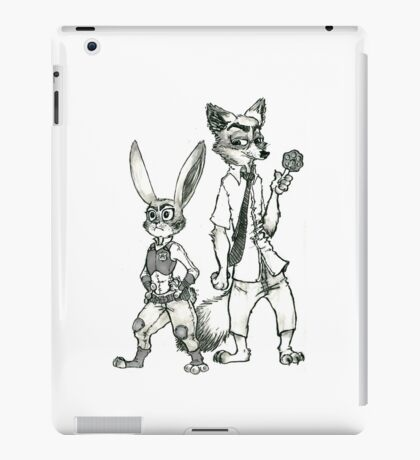 Best Cops in Zootopia iPad Case/Skin