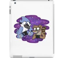 Mordecai and Rigby iPad Case/Skin