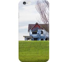 Abandoned House On The Hill iPhone Case/Skin