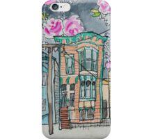 San Francisco Houses #2 iPhone Case/Skin