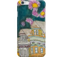 San Francisco Houses #1 iPhone Case/Skin
