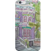 San Francisco Houses #9 iPhone Case/Skin
