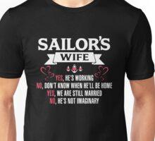 Sailor's Wife Unisex T-Shirt