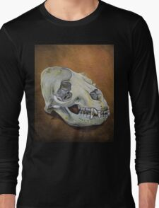 Australian Sea Lion Skull T-Shirt