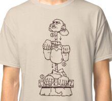 3 Step Monkey Classic T-Shirt
