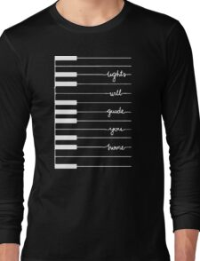 lights will guide you home Long Sleeve T-Shirt