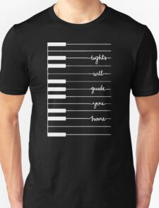 lights will guide you home Unisex T-Shirt