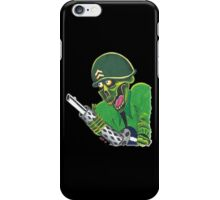 SOLDIER OF DEATH iPhone Case/Skin