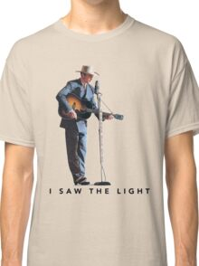 i saw the light film Classic T-Shirt