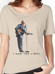 i saw the light film Women's Relaxed Fit T-Shirt
