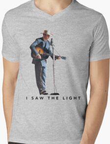 i saw the light film Mens V-Neck T-Shirt