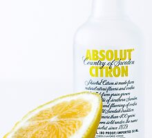 Absolut Citron by pauldwade