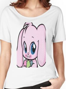 Cute Easter Bunny Women's Relaxed Fit T-Shirt