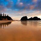 Glasshouse Beach by David Haworth