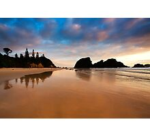 Glasshouse Beach Photographic Print
