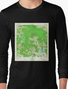 USGS TOPO Map Puerto Rico PR Patillas 362181 1960 20000 T-Shirt