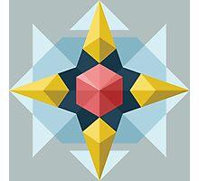 Geometric Design #1 Photographic Print