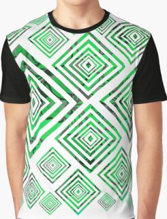 Beautiful | Abstract | Pattern | Clean Simple Pattern | Modern Art | Diamonds Graphic T-Shirt