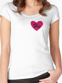 i'm all his Women's Fitted Scoop T-Shirt