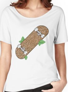 Eco Friendly Women's Relaxed Fit T-Shirt
