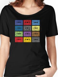 Something About My Cassettes Women's Relaxed Fit T-Shirt