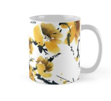 Yellow plum tree Mug