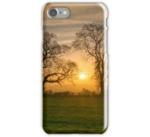 Winter Sunrise 3 iPhone Case/Skin
