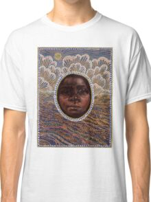 'Icon to a Stolen Child: Wave' by Julie Dowling Classic T-Shirt