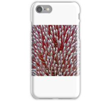 Wildflowers of East Gippsland: Saw Banksia iPhone Case/Skin