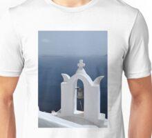 Santorini Bell Unisex T-Shirt