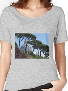 Vatican domes Women's Relaxed Fit T-Shirt