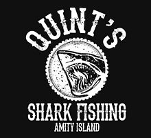 Quint's Shark Finishing Amity Island Unisex T-Shirt