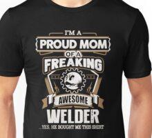 WELDER MOM Unisex T-Shirt