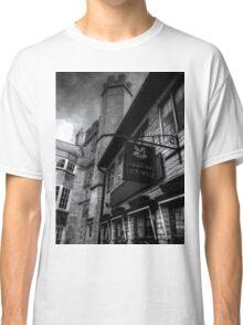 National Trust Gift Shop Bath Somerset England Classic T-Shirt