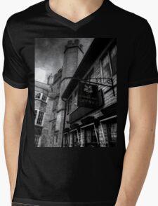National Trust Gift Shop Bath Somerset England Mens V-Neck T-Shirt