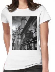 National Trust Gift Shop Bath Somerset England Womens Fitted T-Shirt