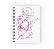 sketch-RA Spiral Notebook